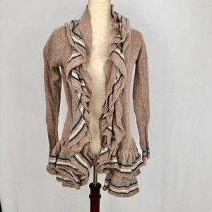 Anthropologie Sparrow Every Which Way Cardigan